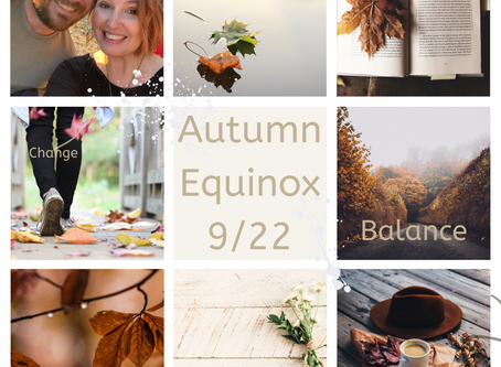 Autumn/Fall Equinox
