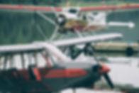 float rating, blue river aviation, flight school, fly around alaska