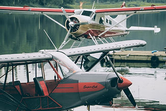 float rating, blue river aviation, flight school, fly around alaska