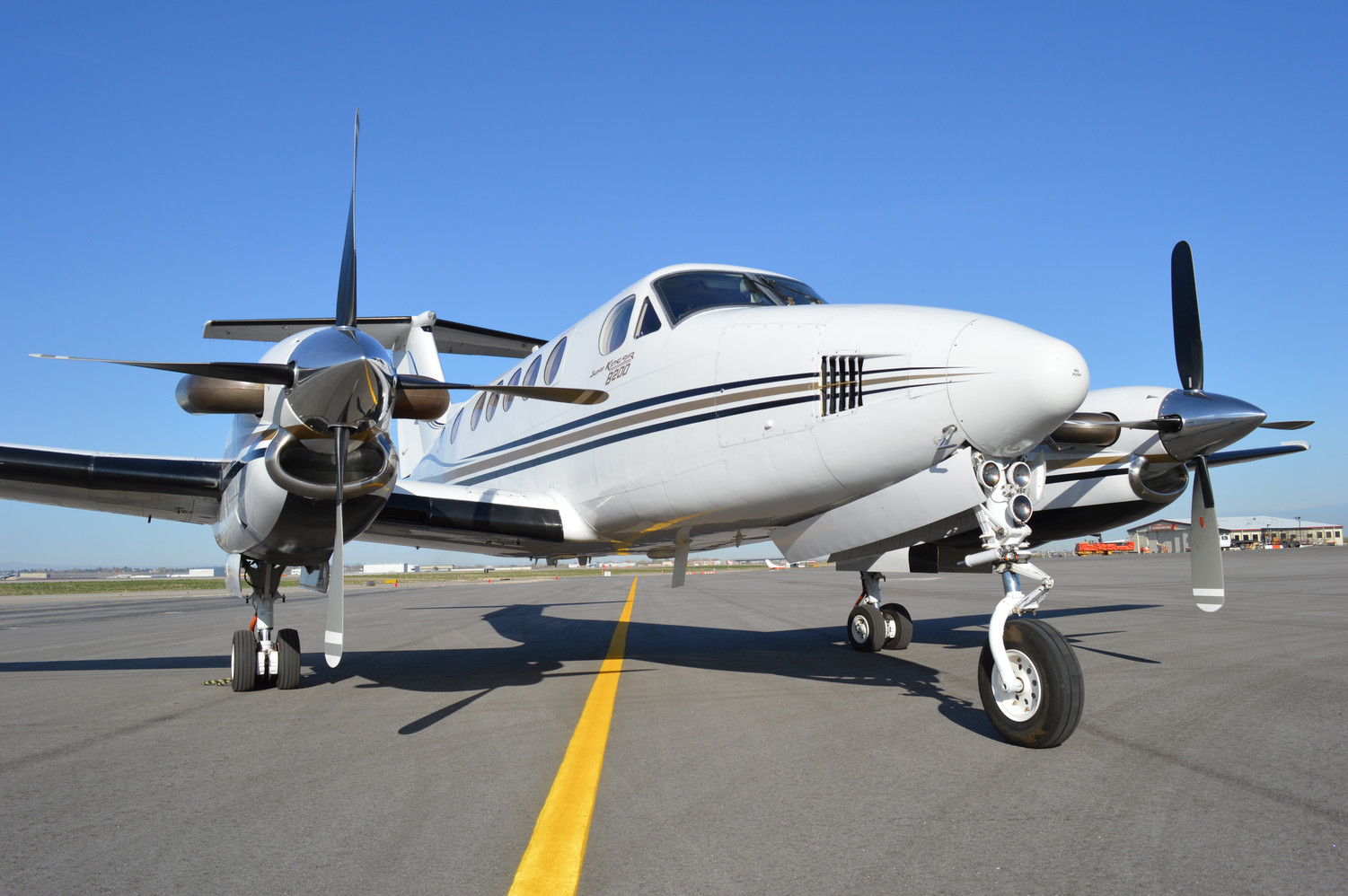 Charter Ready KingAir 200