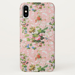 Chic Girly Pink Floral