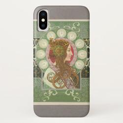 Exotic Art Nouveau Beauty
