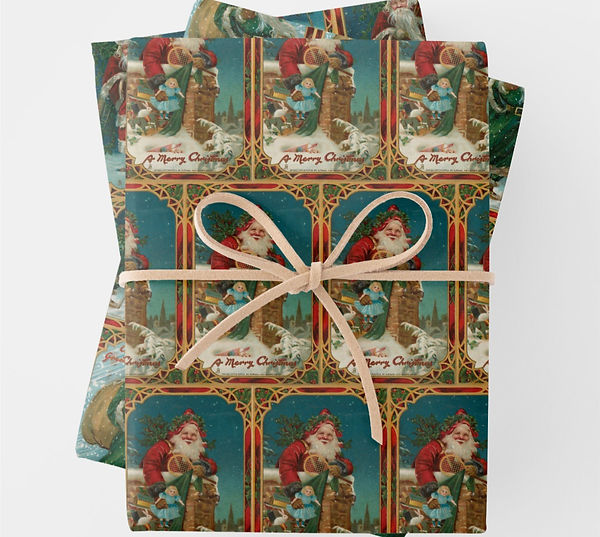 festive_old_world_santa_claus_wrapping_p
