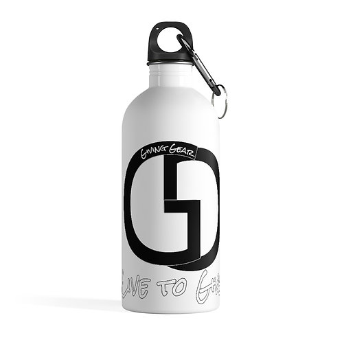 Giving Gear Stainless Steel Water Bottle