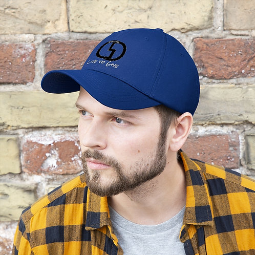 Unisex Giving Gear Twill Hat