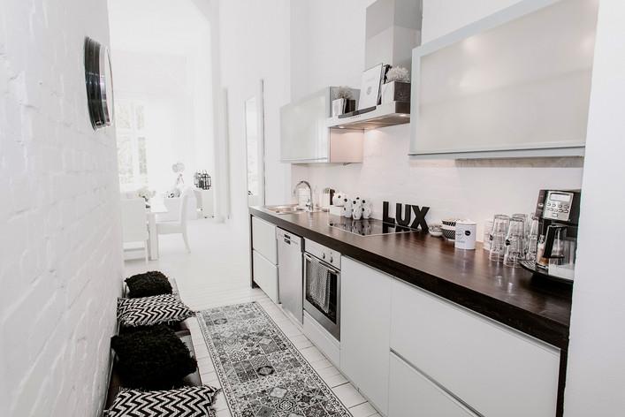 LUX location Küche