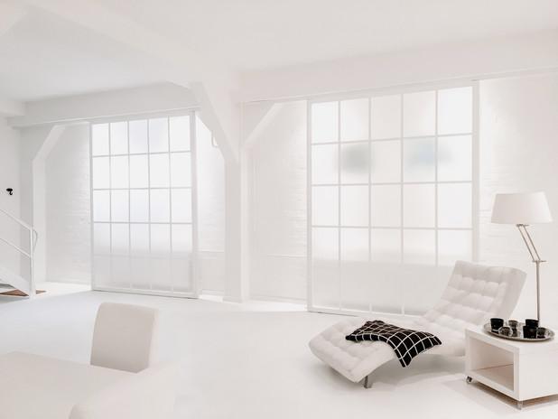 LUX studio Sprossenfenster