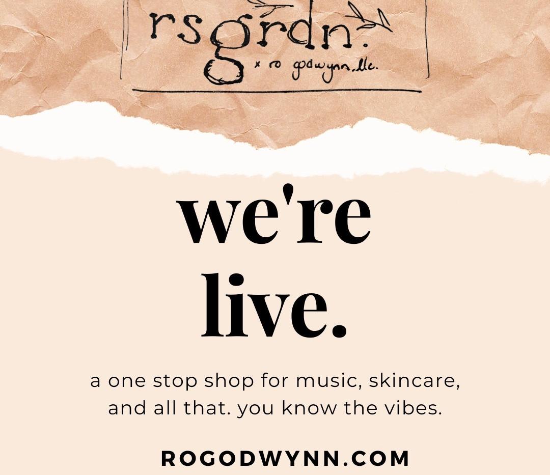 Launch of rogodwynn.com