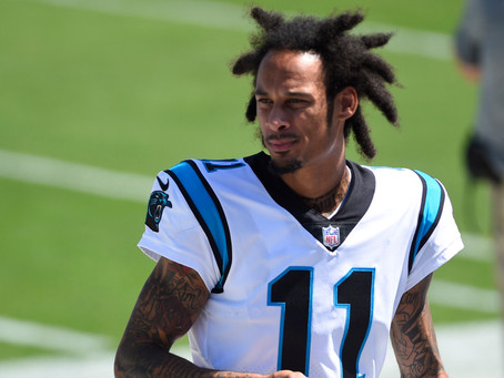 Why 2020 Was Only The Beginning For Robby Anderson