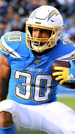 Why Austin Ekeler Should Be a First-Round Pick