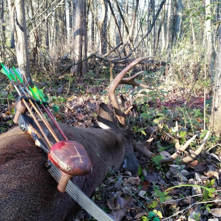 KEYS TO CONSISTENT SUCCESS - HUNTING MOUNTAIN BUCKS