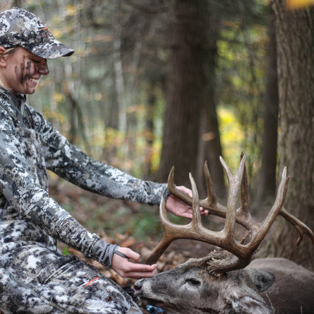 APPALACHIAN WHITETAIL HUNTING PART 2: TACTICS FOR TAKING A MOUNTAIN MONSTER