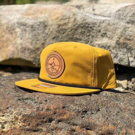 WESTERN ROPER HAT - BISCUIT