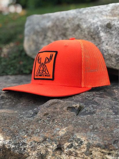 MOUNTAIN BUCKS BLAZE PATCH HAT