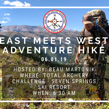 ADVENTURE HIKE - TOTAL ARCHERY CHALLENGE