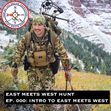 EP. 000: INTRO TO EAST MEETS WEST