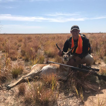 THE HUNT FOR BRUISER: ANTELOPE HUNTING IN COLORADO