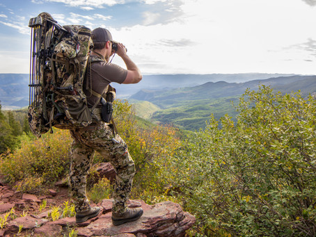 FOOD LIST FOR A SEPTEMBER BACKCOUNTRY ELK HUNT