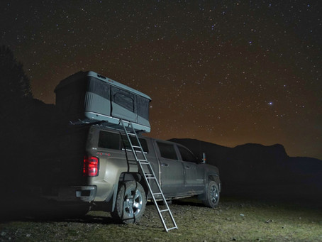 WHAT'S IN MY TRUCK? OVERLAND GEAR LIST FOR HUNTING TRIPS