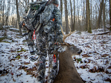 BEAU'S GEAR LIST - APPALACHIAN MOUNTAIN BUCKS
