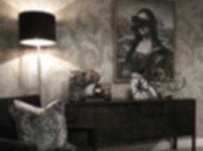 Show Home Living Room Interior