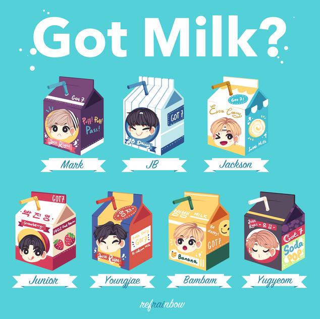 Just Right  - Got Milk?