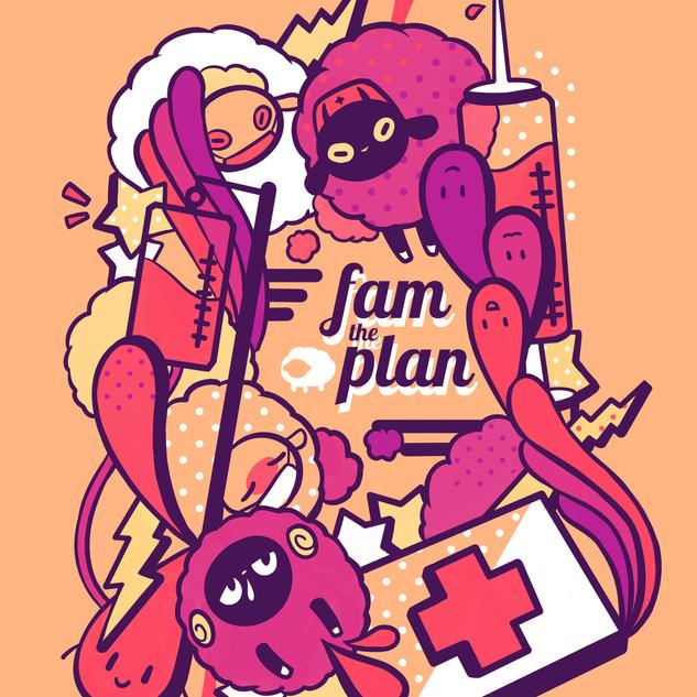 Fam the Plan - PDI Project