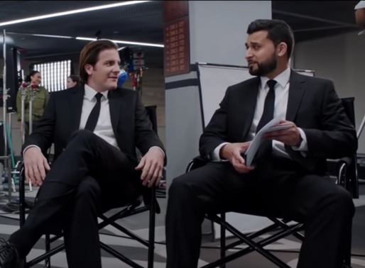Mistah Islah Officially Part of The Men In Black Universe