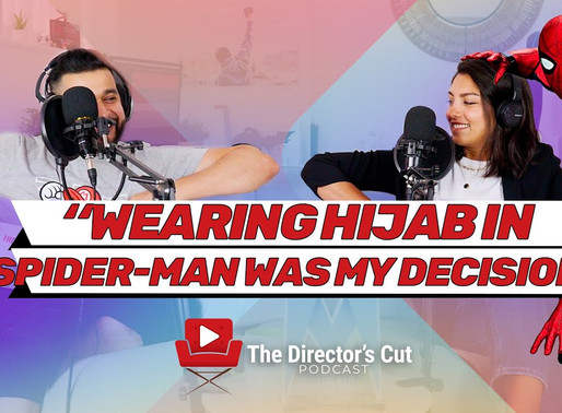 """""""Wearing Hijab in 'Spider-Man Far From Home' Was My Decision"""""""