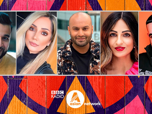 BBC Asian Network Announces Brand New Schedule Changes for March 2021