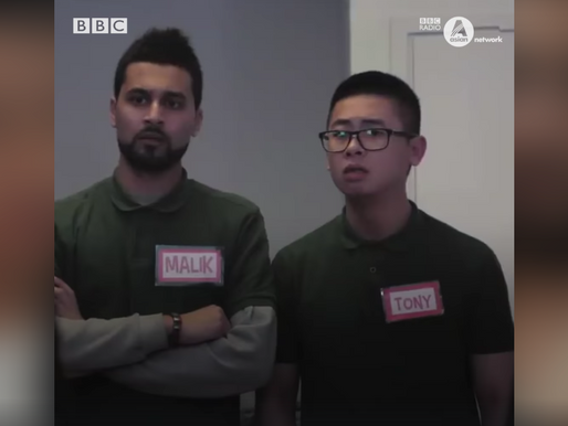 Mistah Islah Featured on BBC News!