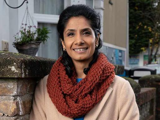 Balvinder Sopal joins Eastenders as Suki Panesar
