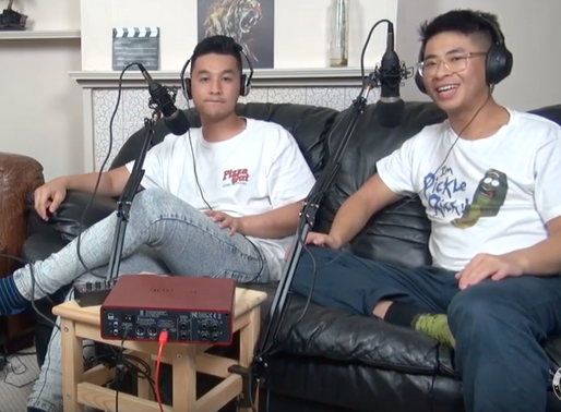 """Corner Shop's 'Michael Truong' launches brand new Podcast """"Respect The Mic"""""""