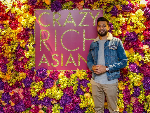 """""""CRAZY RICH ASIANS"""" MOVIE REVIEW (PRIVATE SCREENING AT WARNER BROS.)"""