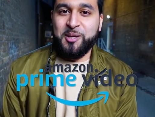 Mistah Islah Attends Amazon Prime Video 'Truth Seekers' Screening!