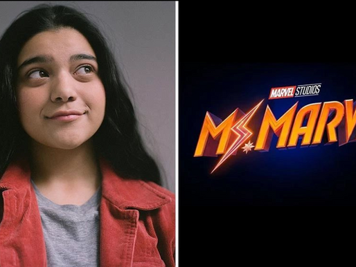 BREAKING: Ms. Marvel Casts Iman Vellani as Kamala Khan!