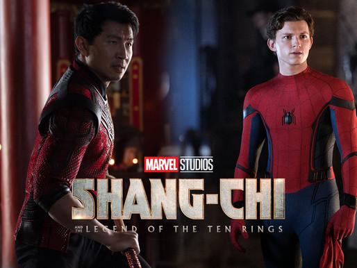 Simu Liu Teases a Shang-Chi & Spider-Man Team Up!