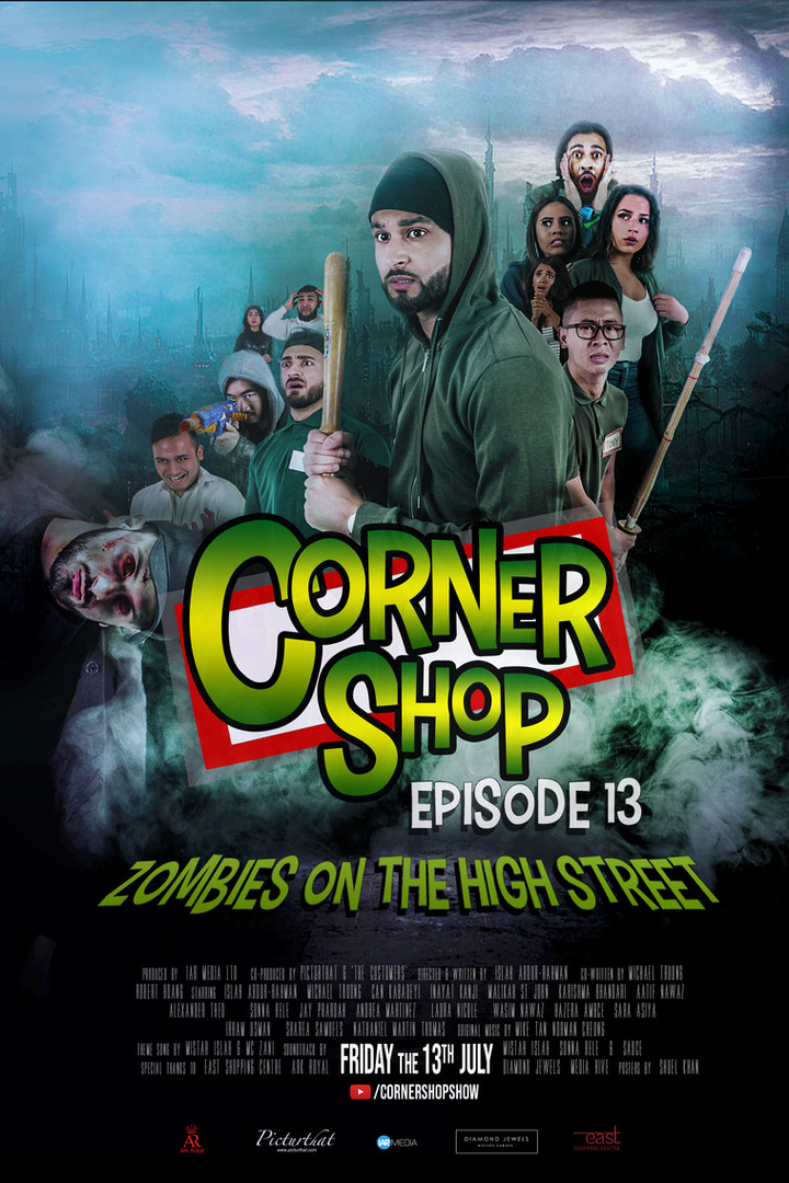 Corner Shop - Zombies On The High Street