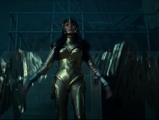 BRAND NEW WonderWoman1984 Trailer! #DCFandome
