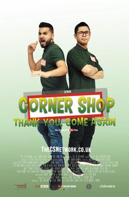 CORNER SHOP - THANK YOU, COME AGAIN