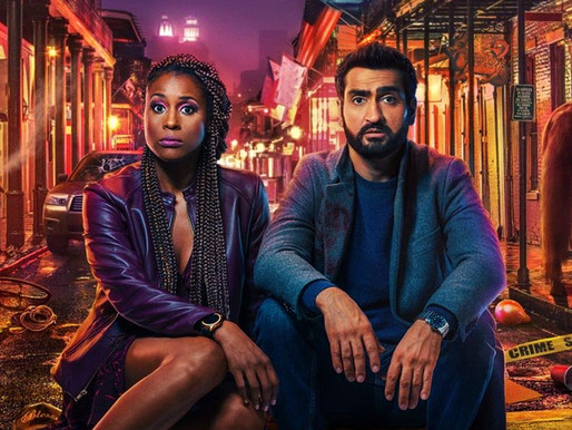 'Lovebirds' RomCom with Kumail Nanjiani & Issa Rae