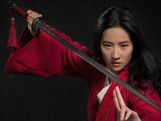 Disney's Mulan star Crystal Liu support for Hong Kong police causes #BoycottMulan protest