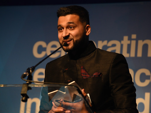 MISTAH ISLAH wins BEST ONLINE CHANNEL at The Asian Media Awards!
