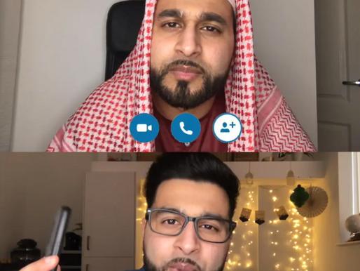 Mistah Islah Partners With 'Muslim Catch' Dating App!