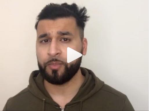 #EidAtHome Video Goes Viral & Shared By London Mayor