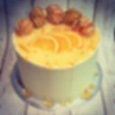 Dairy Free Orange Cake Loopy Lyn's Poole Dorset