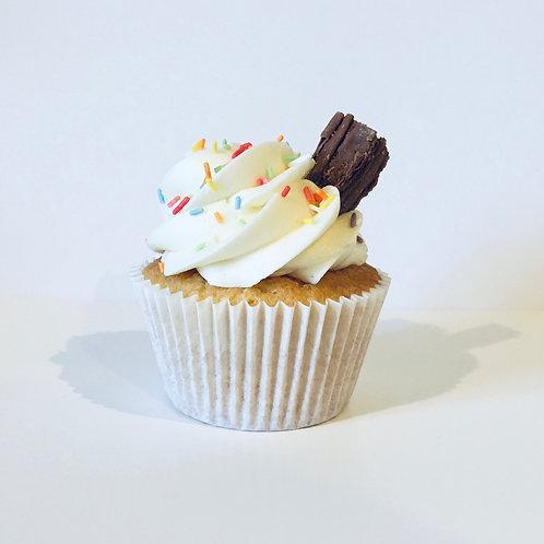 '99' Flake Cupcakes