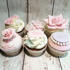 Custom Vintage Cupcakes Poole Dorset