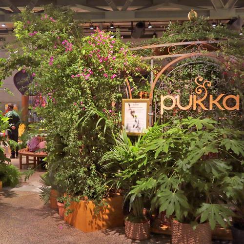 Stand für Pukka in Kooperation mit der modem conclusa GmbH