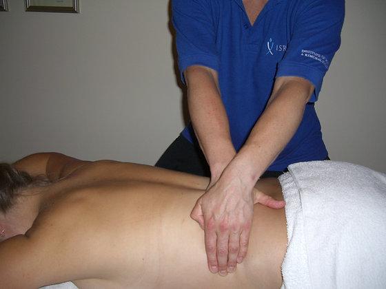 Sports Massage Voucher - 1/2 hour